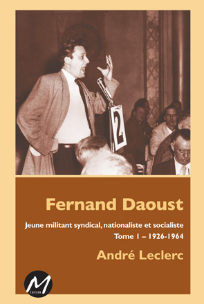 Fernand Daoust - couverture