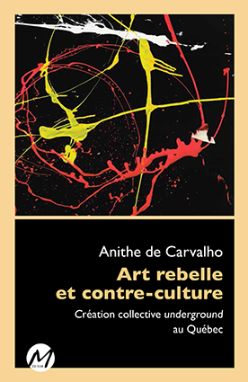 Art rebelle et contre-culture, couverture
