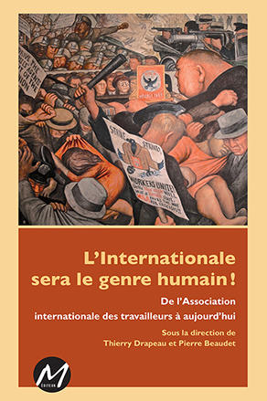L'internationale sera le genre humain, couverture