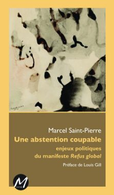 Une abstention coupable - couverture